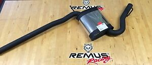 Remus Audi A4 Sedan 2 0l Sport Exhaust Central Silencer