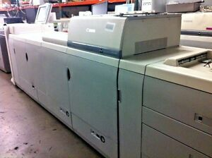 Canon Ip 6010 C6010 Color Copier Press With Server