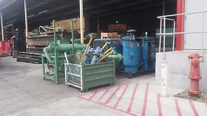 Ingersoll rand Air dryer Quincy Air Cooled Helical Screw Compressor