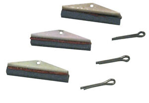 Lisle Brake Cylinder Hone Replacement Stones Set 10050