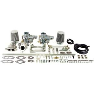 Dual 34 Epc Carburetor Kit Type 1 Vw Dual Port Dunebuggy Vw