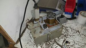 Lube Corp Lube matic Automatic Lubricator Mod Unknown 100v Used Warranty