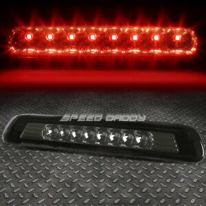 For 03 09 Toyota 4runner Led Third 3rd Tail Brake Light Parking Stop Lamp Smoked