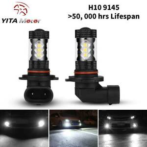 2 For Ford Expedition 1999 2000 2001 2002 2003 2004 2005 2006 Led H10 Fog Light
