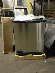 New Scotsman Flaker Ice Machine F1222l 1d 1180 Remote Refrigeration Prodigy