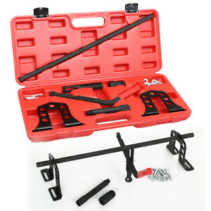 Valve Spring Remover Installer Compressor Tool Kit Fits Most Domestic