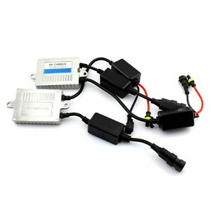 10 Pcs Ac 55w Canbus Hid Replace Ballast With Warning Canceller For Xenon Lights