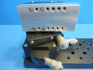 Suruga Seiki B51 60ln Tilt rotary Stage B10 60l X axis Crossroller Guide Stage