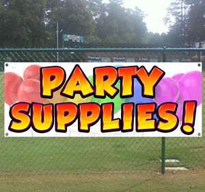 Party Supplies 2 Advertising Vinyl Banner Flag Sign Many Sizes Available