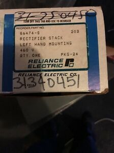 Reliance 86474 s Rectifier Stack s1yt