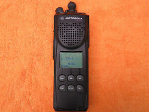Motorola Astro Xts3000 Model Ii Uhf P25 Digital Radio 450 520 Mhz