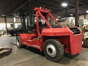 36 000lb Capacity Taylor Forklift For Sale
