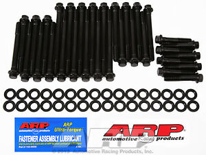 Arp 135 3606 Cylinder Head Bolts Big Block Chevy W Canfield brodix Heads