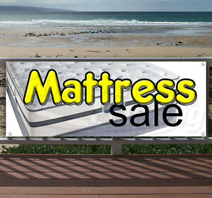 Mattress Sale Advertising Vinyl Banner Flag Sign Many Sizes Available Usa