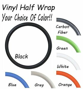 Replacement Vinyl Steering Wheel Half Wrap Any Color Forever Sharp Wheels