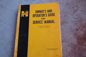 Hyster Trailer Service Repair Owner Operator Maintenance Manual Truck Heavy Duty