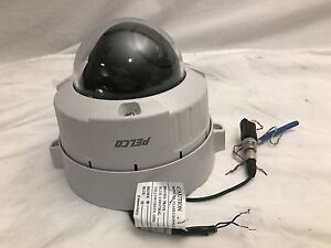 Pelco Is51 dwsv8s Camclosure 2 Outdoor Rugged Day night Mini Dome Camera