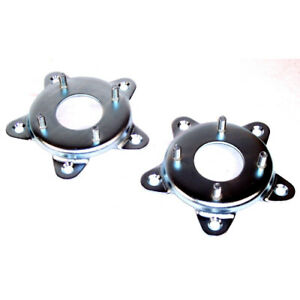 Wheel Adapters 4 On 130mm Vw Rim To 5 On 205mm Vw Drum Dunebuggy