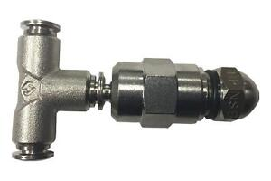 Mosquito And Fly Misting Tee Nozzle Assembly Includes Hago 4023 Misting Nozzle