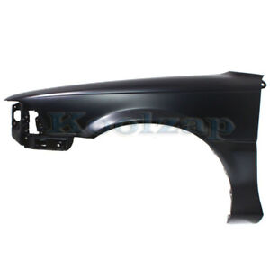 For 88 92 Corolla 1 6l Sedan wagon Front Fender Quarter Panel Primed Driver Side