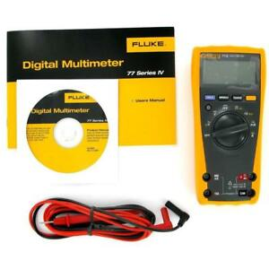 Fluke 77 4 1000v Industrial Digital Multimeter