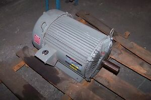 Us Electrical 5 Hp Ac Electric Motor 230 460 Vac 1165 Rpm 215t Frame 3 Phase