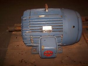 New Us Electrical 60 Hp Ac Electric Motor 405u 460 Vac 1785 Rpm Shaft 2 3 8