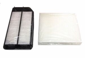 Engine cabin Air Filter For 2003 07 Honda Accord 4 Cylinders 2004 08 Acura Tsx