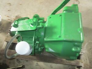 Oliver Tractor 1750 1800 1850 Gas 2 Speed Work Great