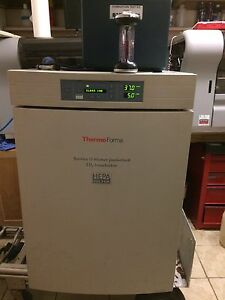 Thermo Forma 3110 Series Ii Water Jacketed Incubator Hepa Filter calibrated