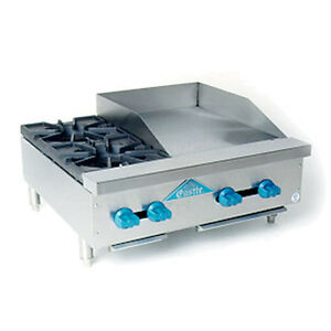 Comstock Castle Fhp30 18 Countertop Gas Griddle hotplate