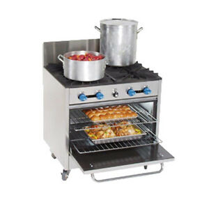 Comstock Castle Fk430 18 36 Restaurant Gas Range With Griddle