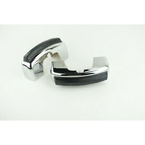 Bumper Guards Chrome With Impact For Beetle All Years Dunebuggy