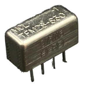 1 To 1000 Mhz Frequency Mixer Tfm2 s 830 Mini Circuits