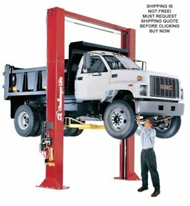 New Usa Made Challenger 15000 15k 2 Post Car Truck Vehicle Automotive Lift