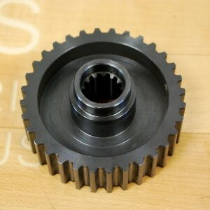 Unknown Manufacturer 80mm Timing Belt Gear Cog Pulley 19mm Inner Diameter New