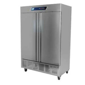 Fagor Qvf 2 Two Section Reach in Freezer 52 Cu Ft