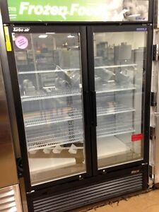 2 Door Freezer Merchandiser Turbo Air Tgf 47sdb