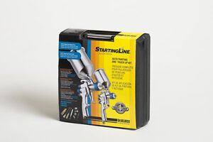 Devilbiss 802342 Startingline Spray Gun Kit