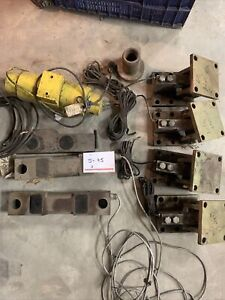 Rice Lake Load Cell Lot 7 Total Used Condition Unknown