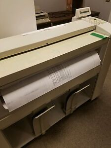 Xerox 3030 Engineering Copier