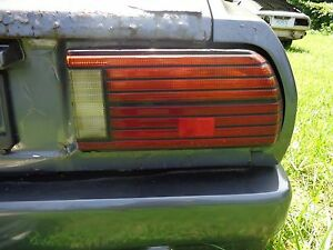 Nissan Datsun Oem 280zx Passenger Side Combo Taillight 82 83 Turbo Or Non