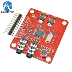 Vs1053 Mp3 Module With Sd Card Slot Vs1053b Ogg Real time Recording For Arduino