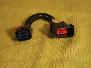 Jeep Wrangler Tj Hard Top Pigtail Adapter Wire Harness 97 02 Jeep To 2003 06 Top