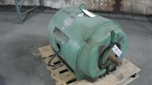 500 Hp Allis chalmers Electric Motor 3600 Rpm 507us Frame Dp 4160 V