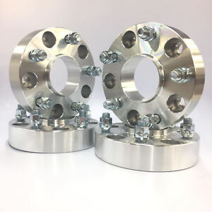 4pc 2 Inch Thick Hub Centric Wheel Spacers Adapters For Ram 1500 2012 2018 5x5 5