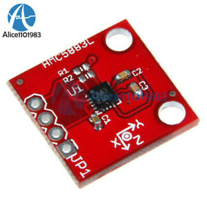 Hmc5883l Triple Axis Compass Magnetometer Sensor Module For Arduino