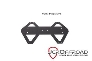 Jcr Offroad Rotopax Base Mount For Roof Rack Bare Metal 84 01 Jeep Cherokee