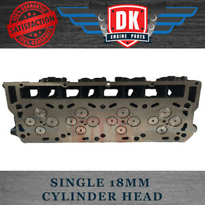 Ford Powerstroke 6 0l 2003 2006 18mm New Complete Cylinder Head