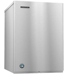 Hoshizaki Km 515mwh Cube style Ice Maker With Bin 500 Lb Ice Production